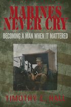 Tim Hall, author of Marines Never Cry