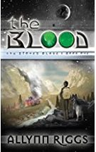 Allynn Riggs, author of The Blood and The Balance, first two works in The Stone's Blade series